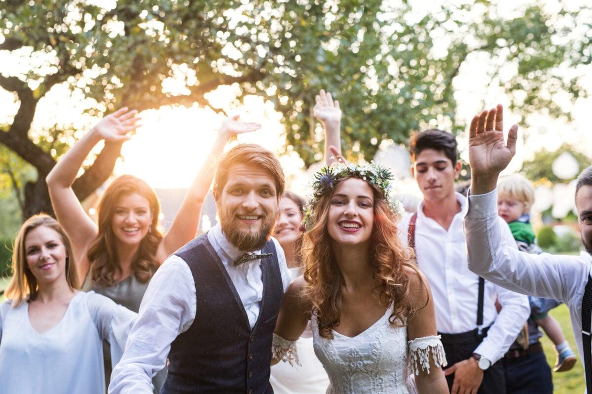Come coinvolgere gli invitati al proprio matrimonio