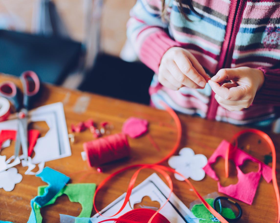 Lavoretti con cotton fioc: idee di riciclo creativo
