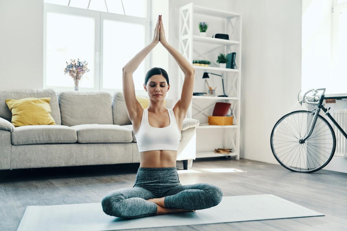 Le app migliori per fare Yoga comodamente a casa