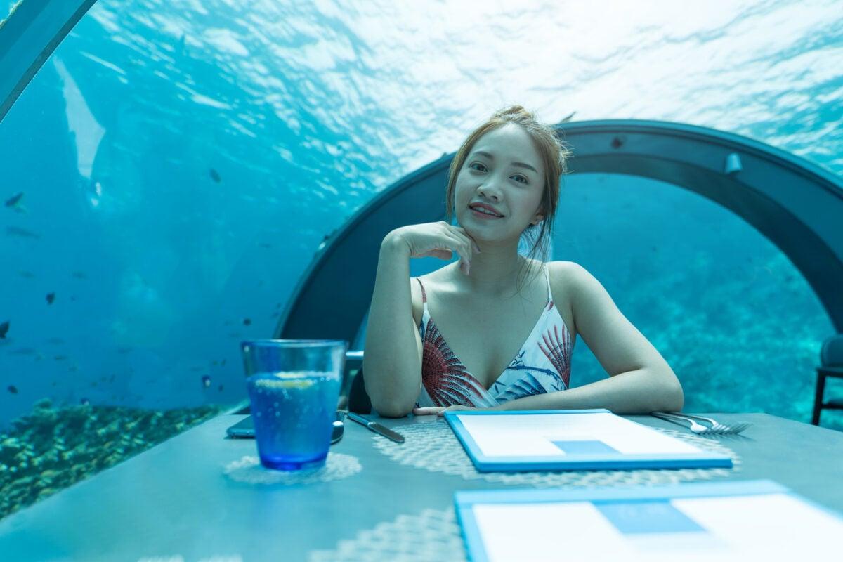 Ristoranti sott'acqua: i più belli del mondo