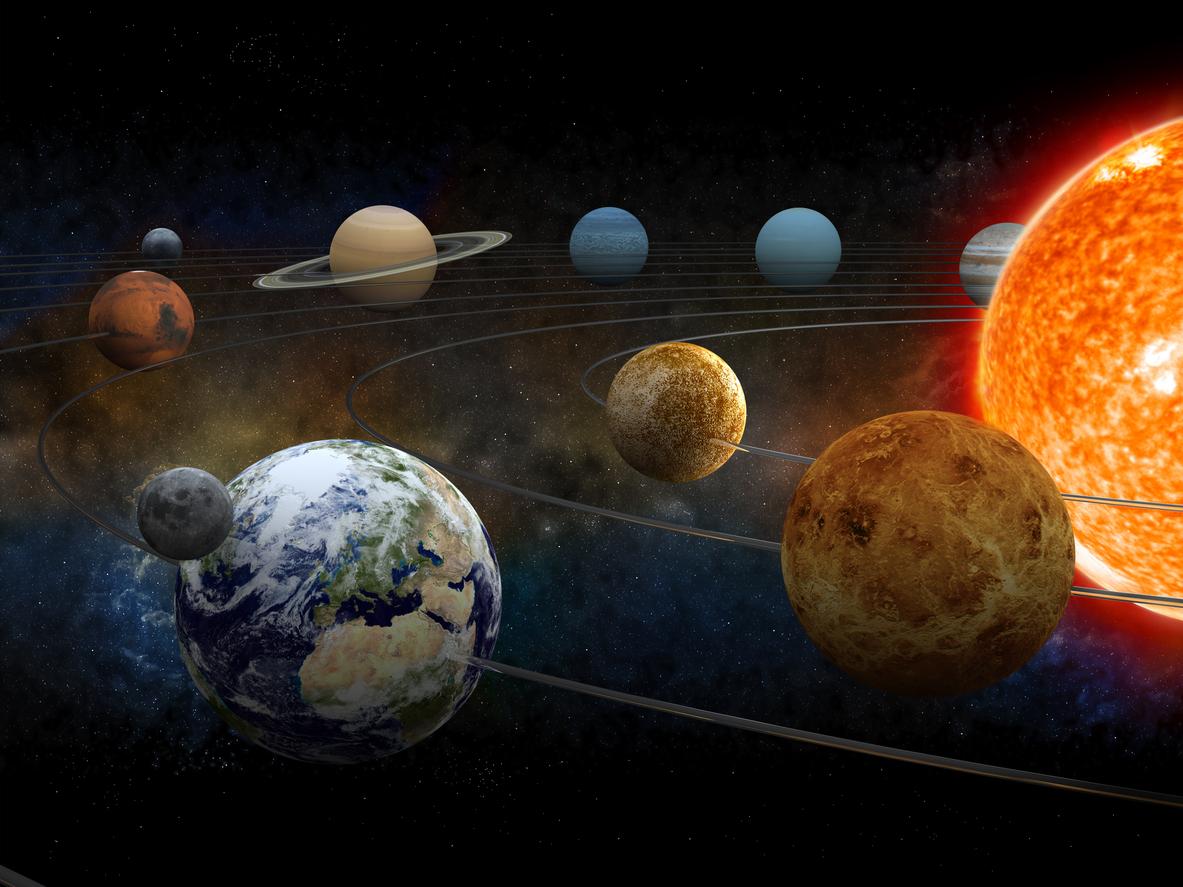 La congiunzione Marte Giove Saturno Plutone: che cosa succederà