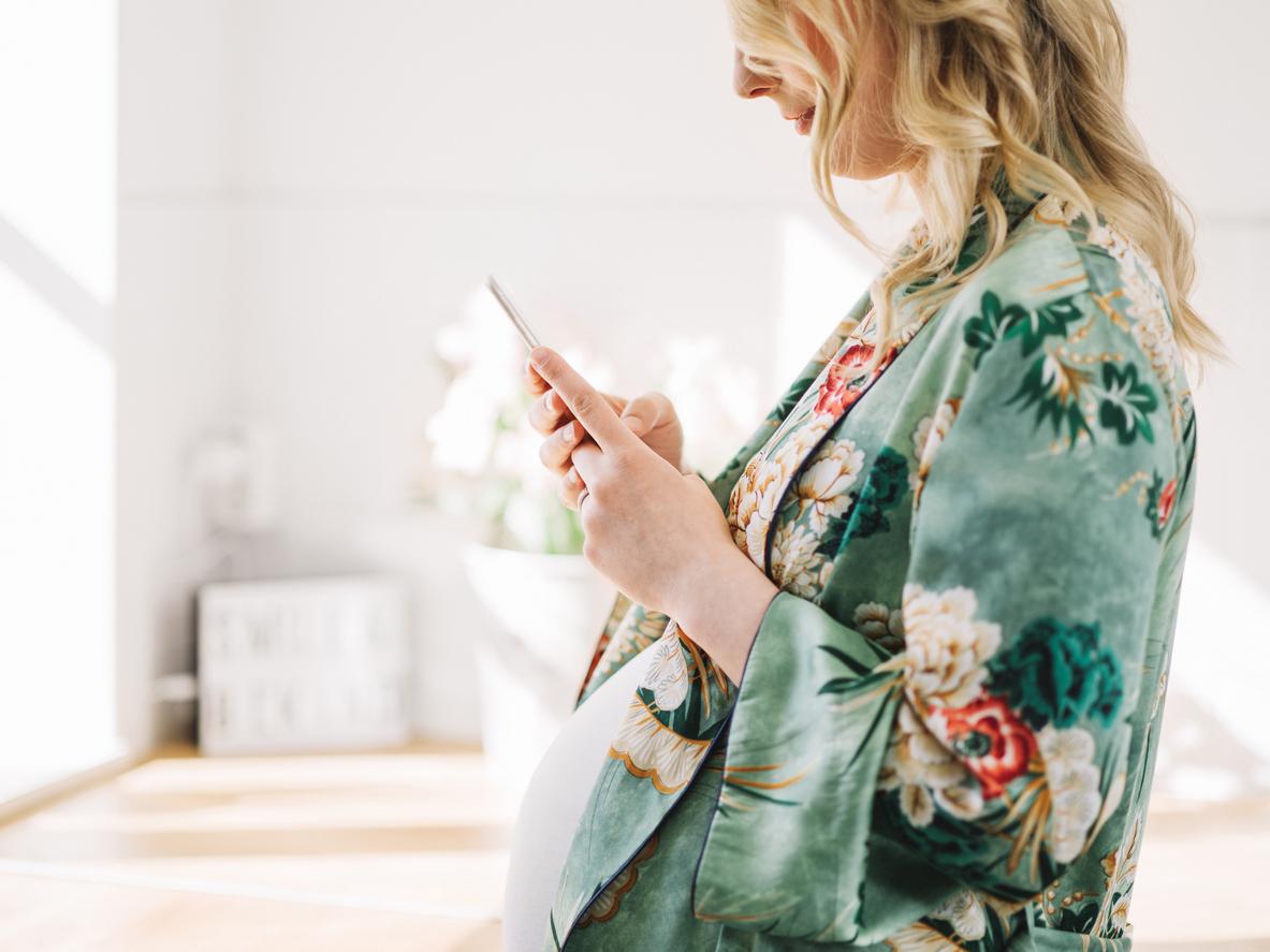 Le migliori app che ti seguono durante la gravidanza