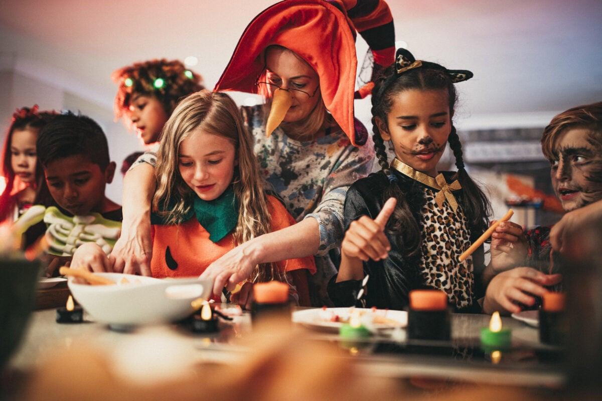 Cosa fare a Carnevale con i bambini
