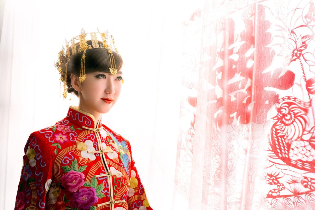 Sposa cinese: tutte le usanze sul matrimonio