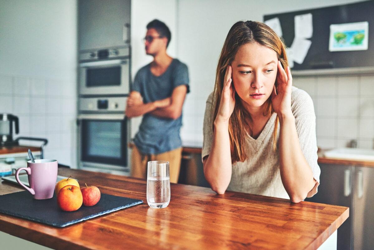 Separati in casa: come convivere con l'ex senza soffrire