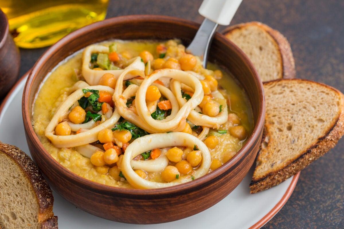 5 abbinamenti in cucina con legumi e pesce