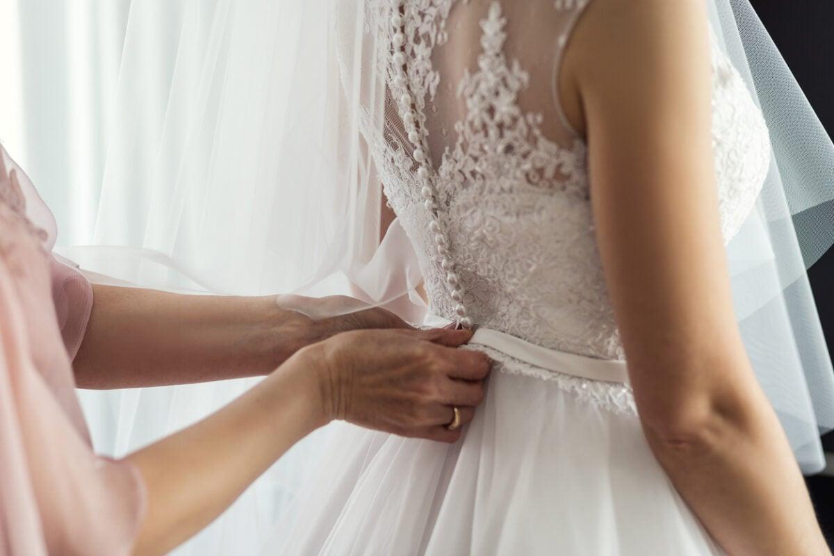Abito da sposa: come riciclarlo
