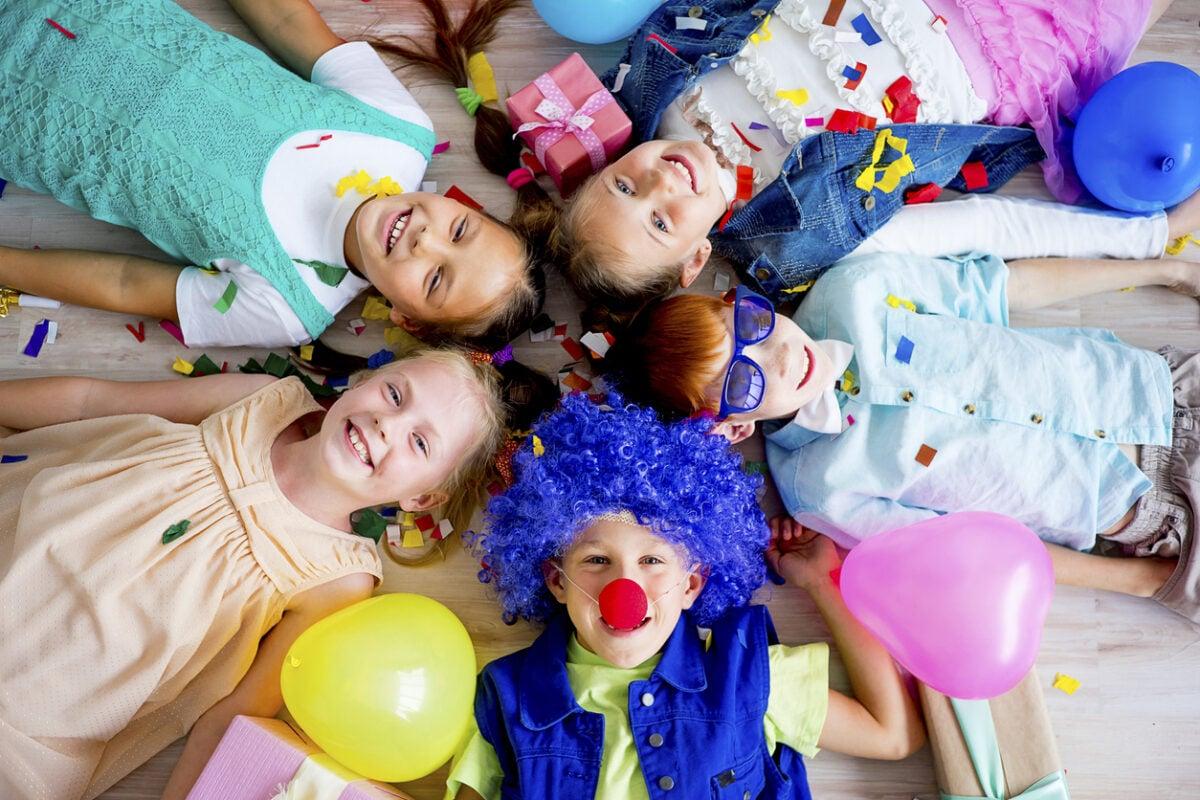 Carnevale feste a tema: idee per far divertire i bambini