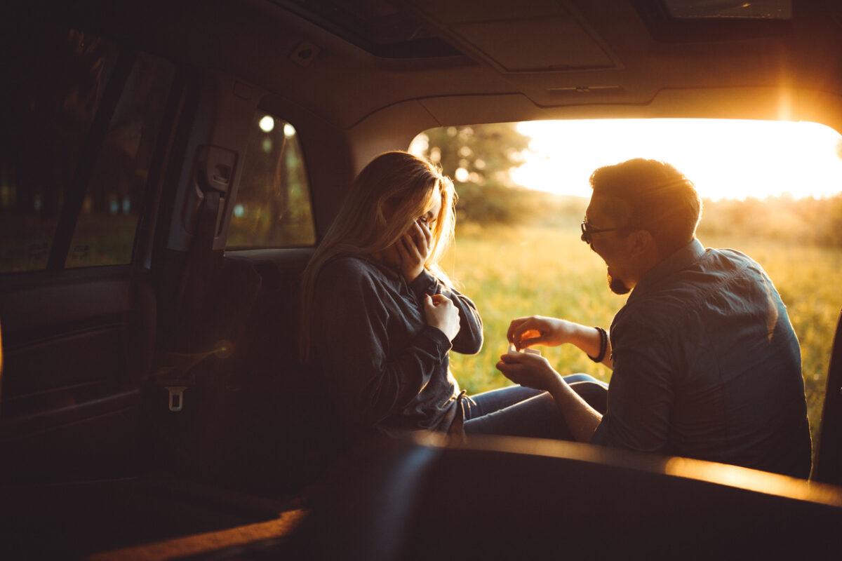 Proposta di matrimonio: idee