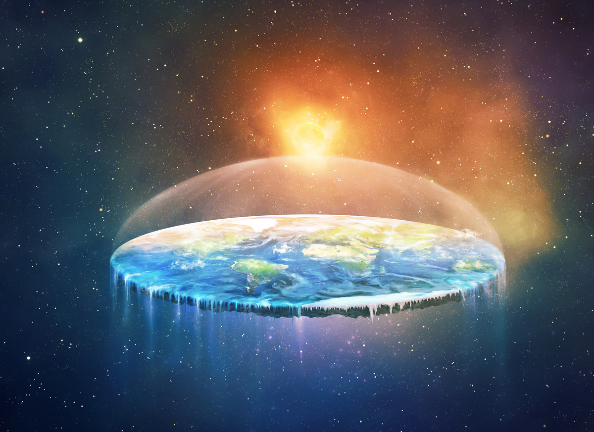 Terrapiattisti chi sono, le teorie e le curiosità