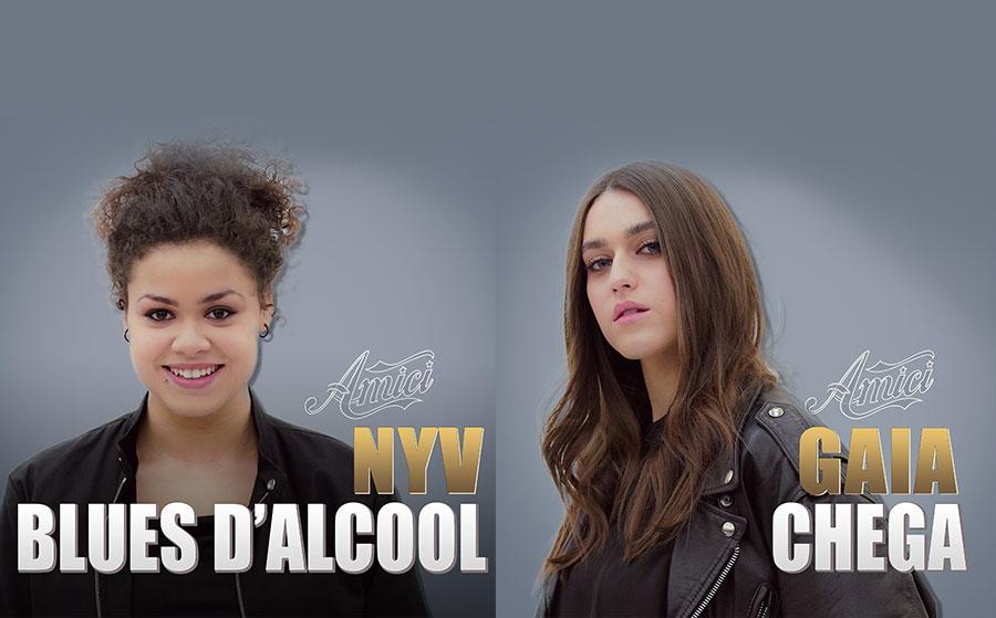 Gaia Gozzi o Nyv, quale inedito vi piace di più? Ascoltateli qui!