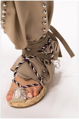 Moda scarpe primavera estate 2020: J.W.Anderson
