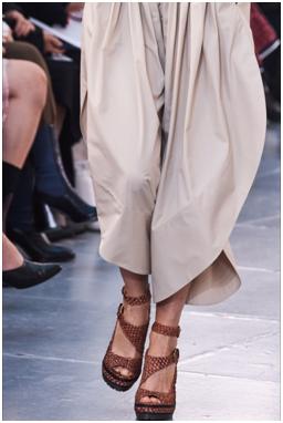 Moda scarpe primavera estate 2020: Chloè