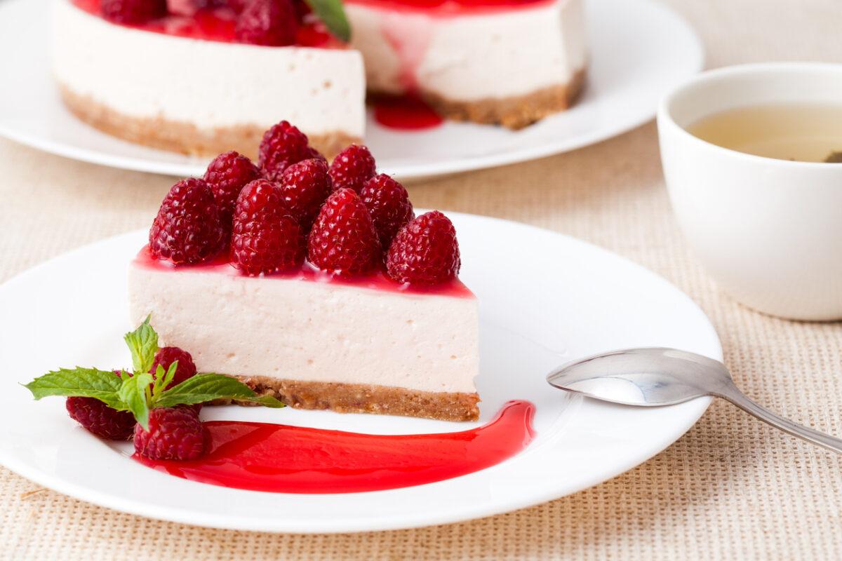 Cheesecake cotta light