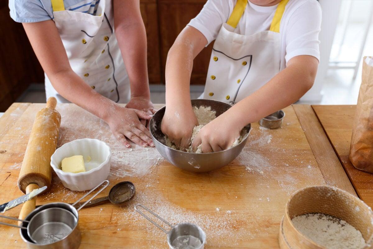 Bake And Cake Mini Lezioni Di Cucina Ai Bambini Su Zoom Unadonna