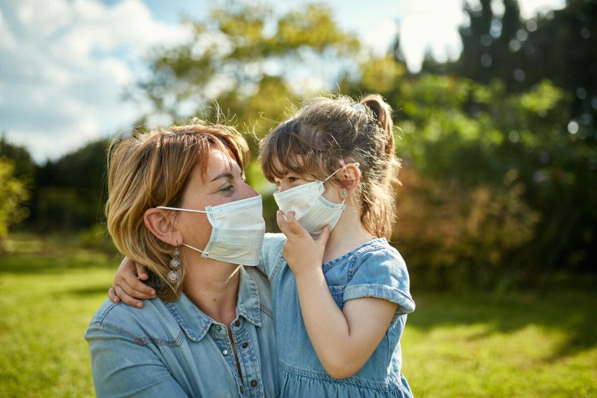 Bambini e mascherine le cose più importanti da sapere