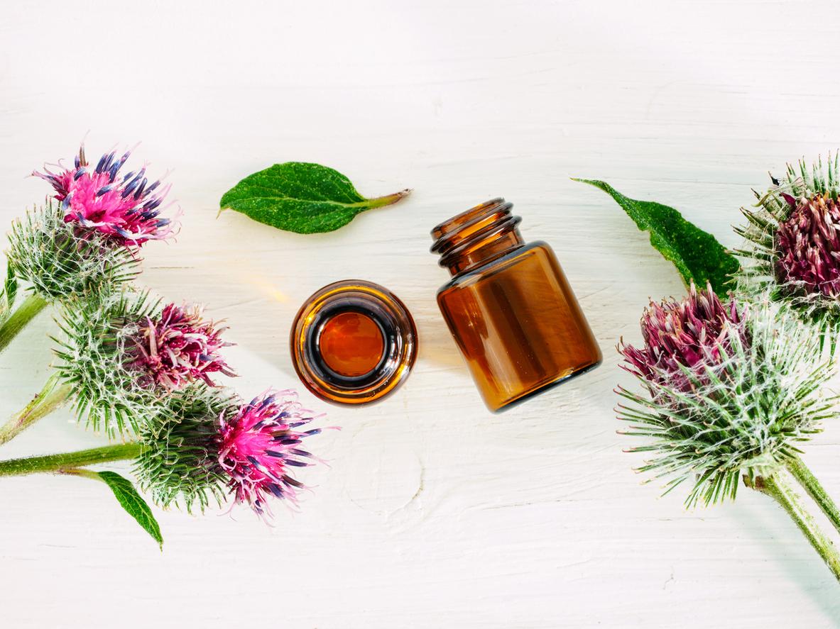 Bardana per curare l'acne usi e consigli