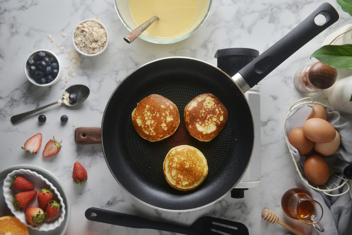 Come conservare i pancake