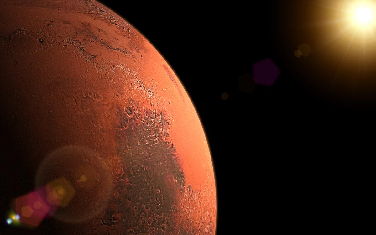Marte temperatura, vita, acqua e curiosità sul pianeta rosso