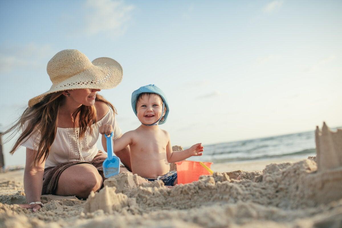 I migliori giochi da spiaggia per bambini