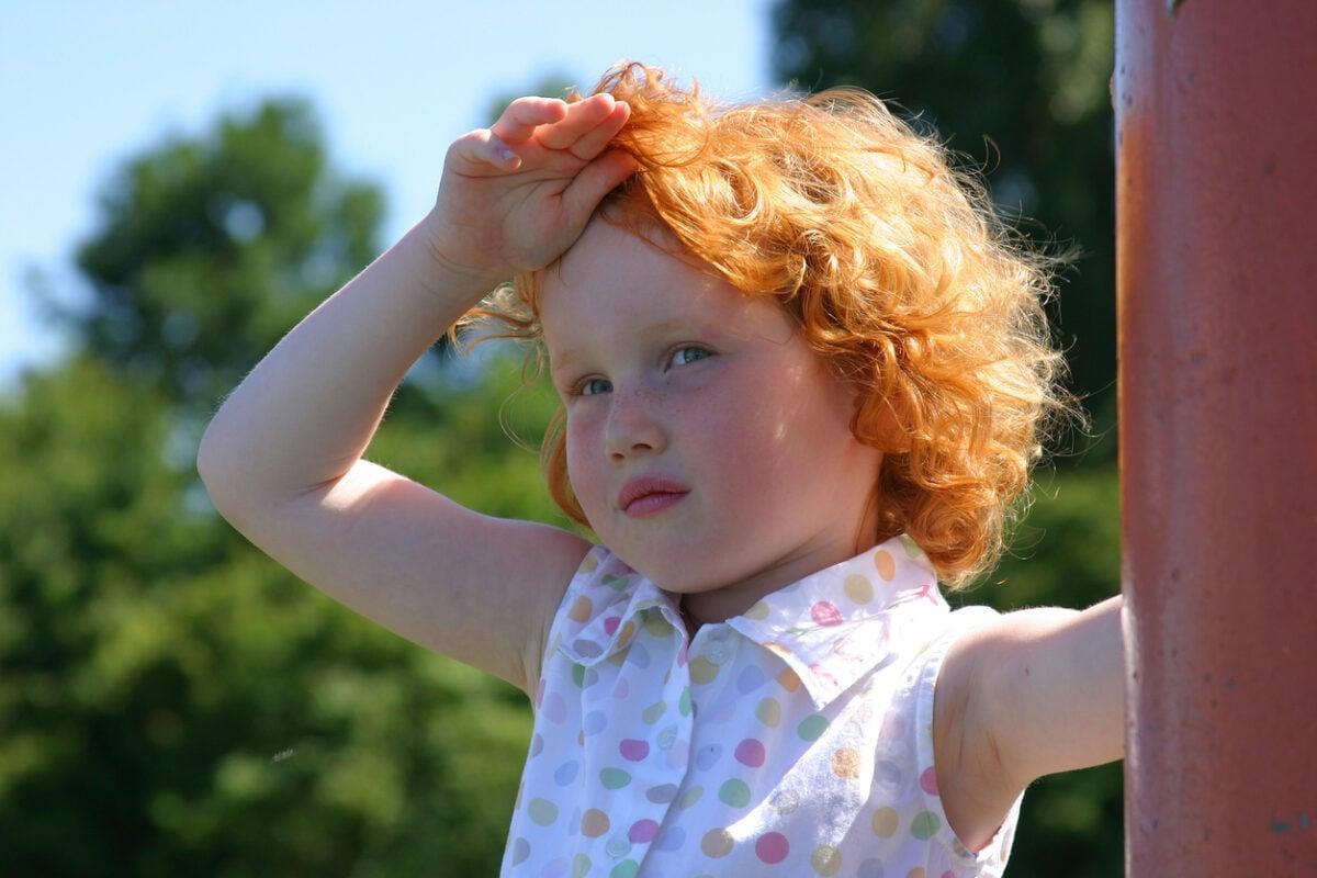Bambini e colpo di calore come riconoscerlo e gestirlo