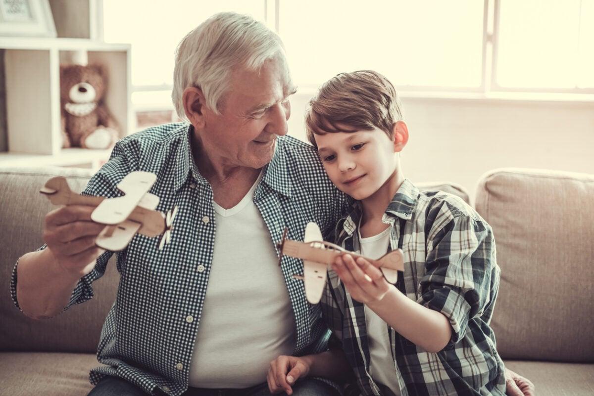 Festa dei nonni la giornata mondiale è il 2 ottobre