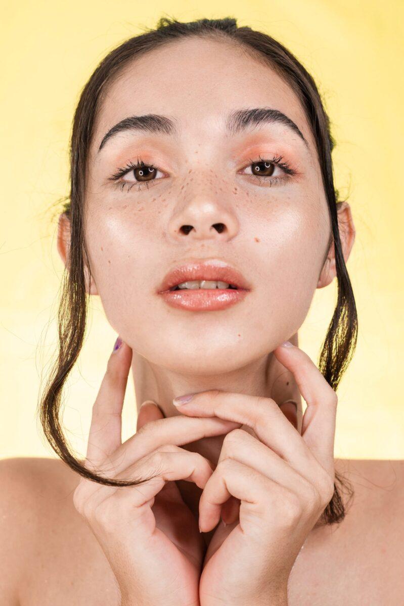 Labbra belle e voluminose con prodotti naturali