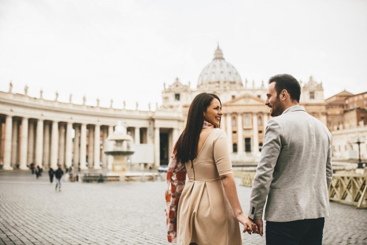 Viaggio di nozze in Italia, le mete più belle