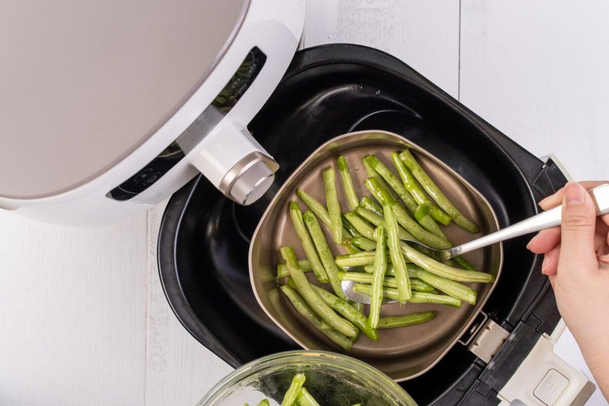 5 Ricette con la friggitrice ad aria calda