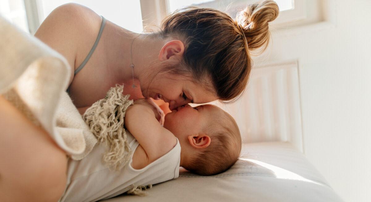 Bonding qundo nasce il legame speciale tra mamma e bambino