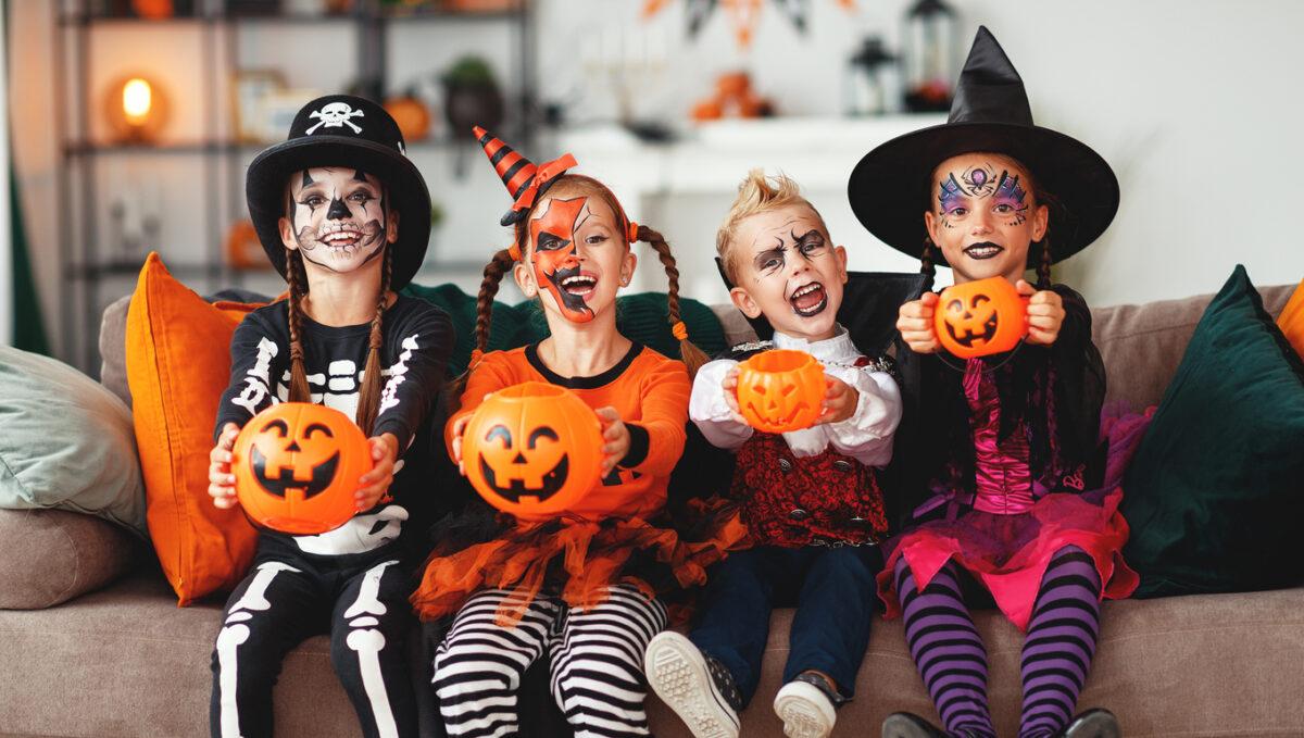 Festa dei morti, attività e giochi per bambini