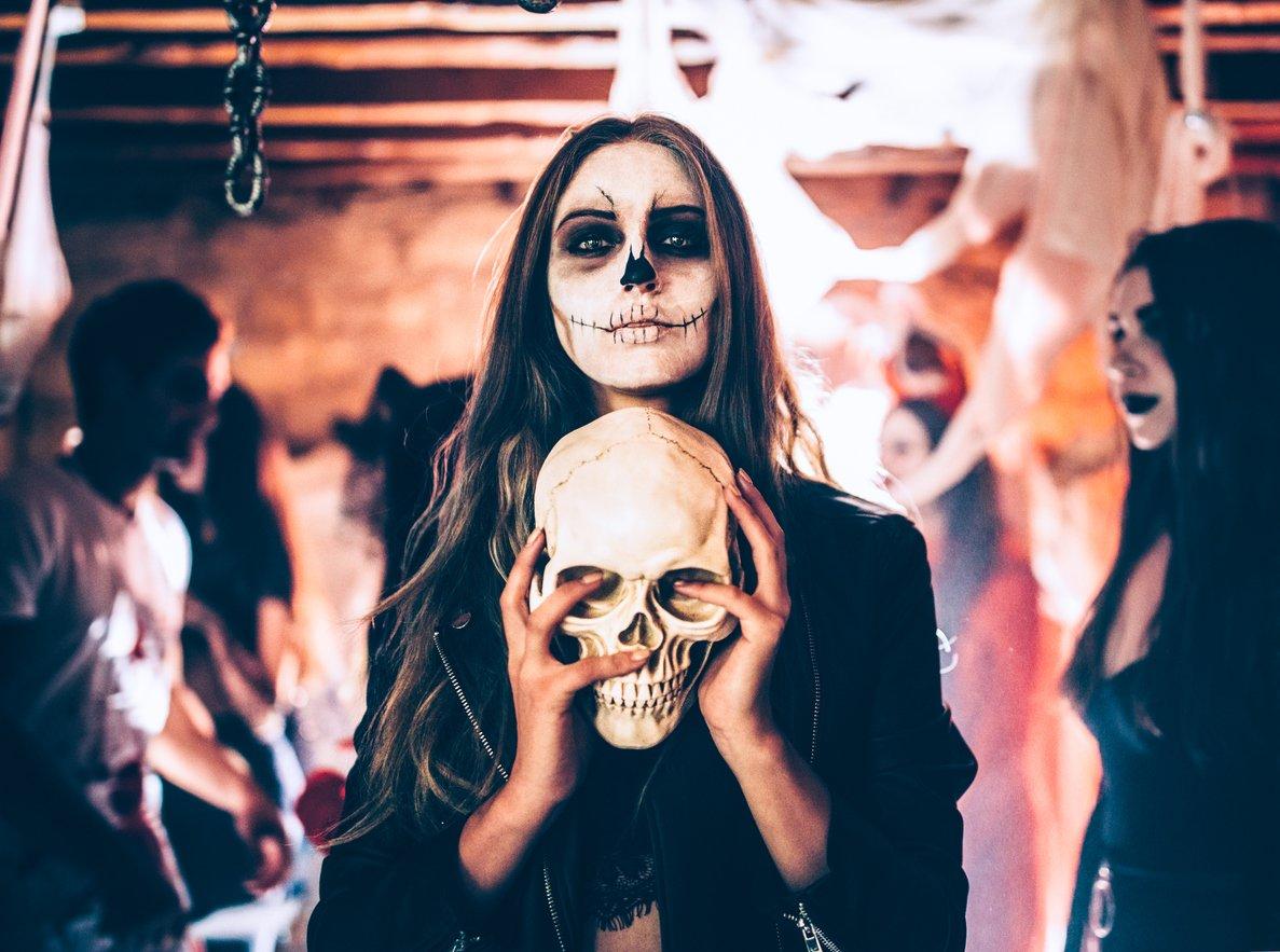 Halloween senza costume Consigli per rimediare