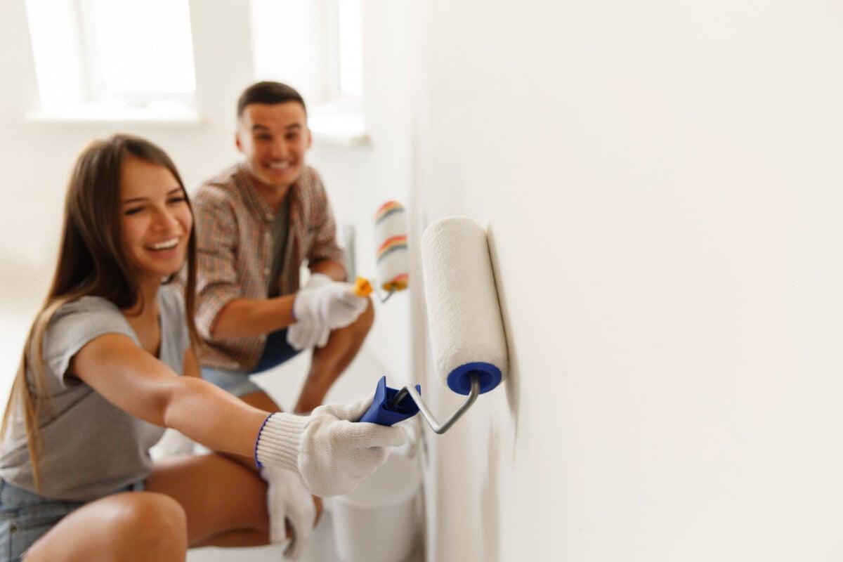 Tinteggiare casa da soli, consigli e come fare