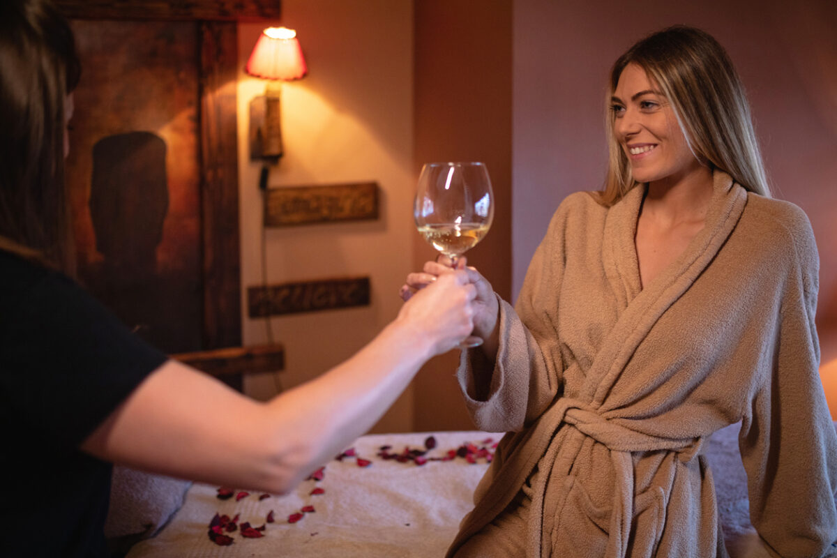Wine Therapy 5 trattamenti SPA a base d'uva