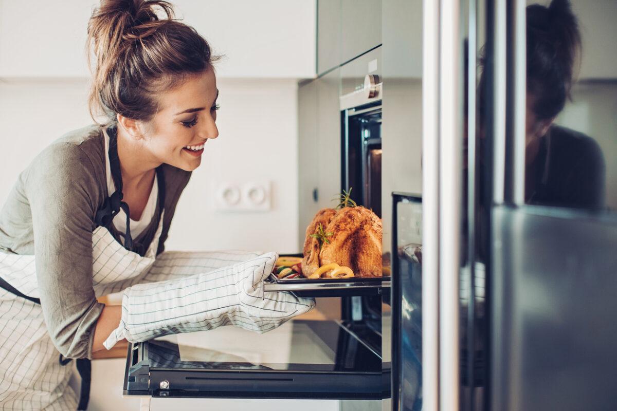 Come funziona il forno a induzione