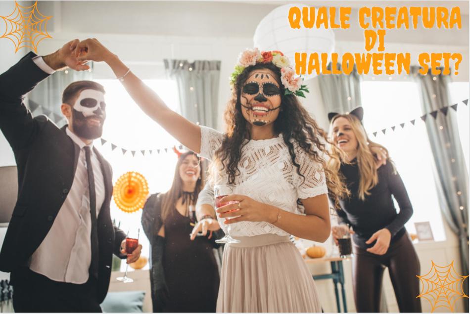 Quale creatura di halloween sei