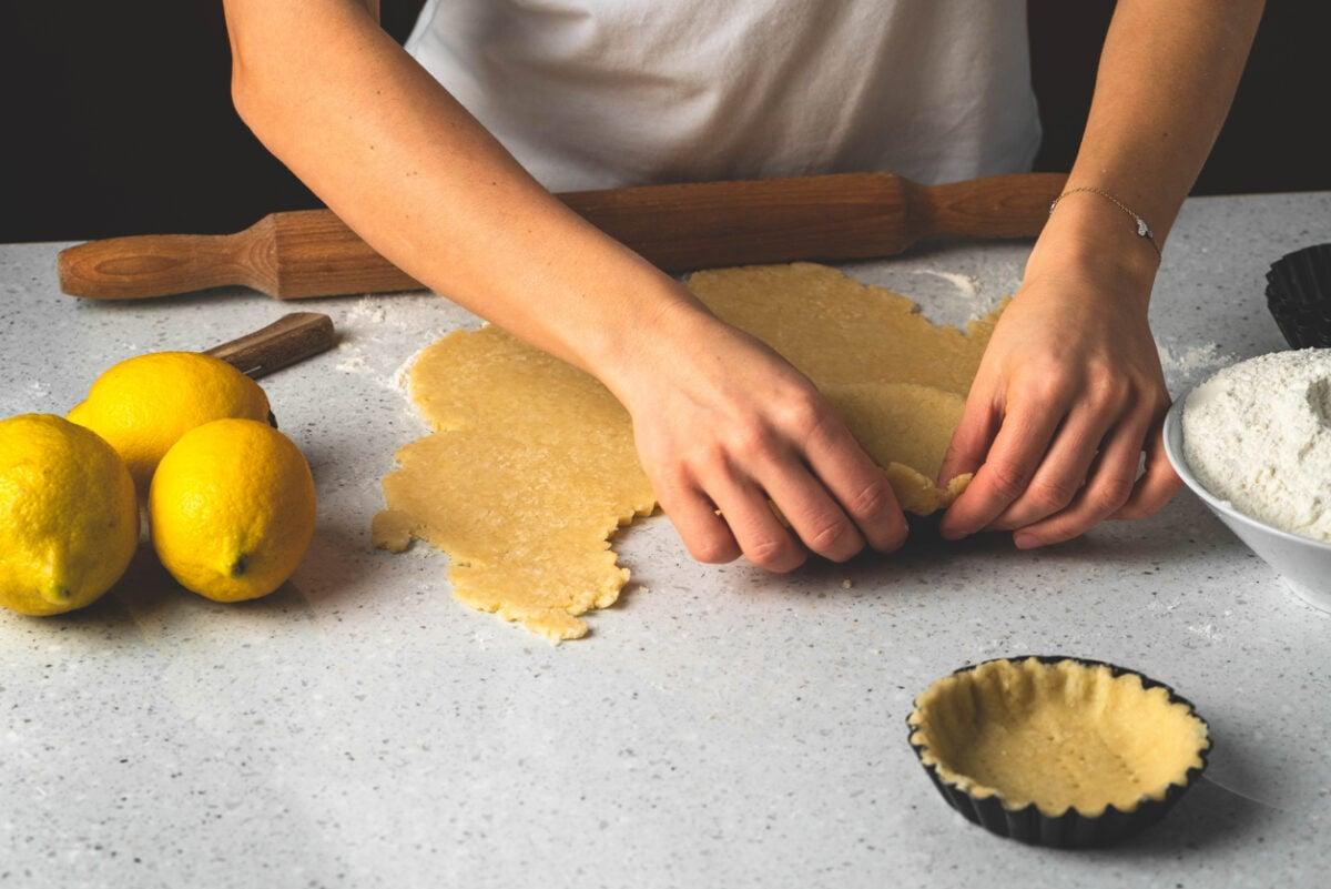 Pasta frolla per biscotti con e senza uovo