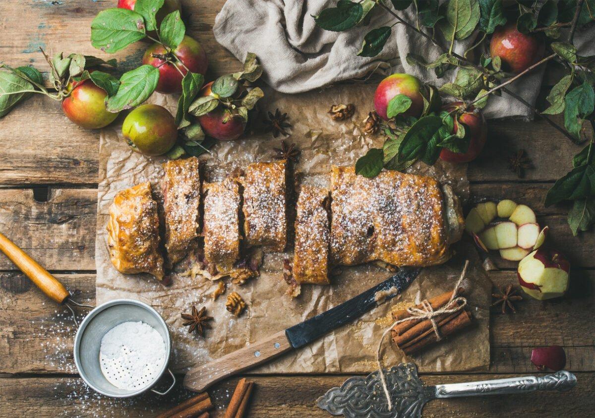 Presnitz, ricetta e storia di questo dolce