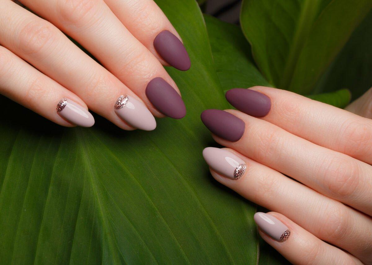 Unghie opache, come ottenere un Matte Nails e colori di tendenza