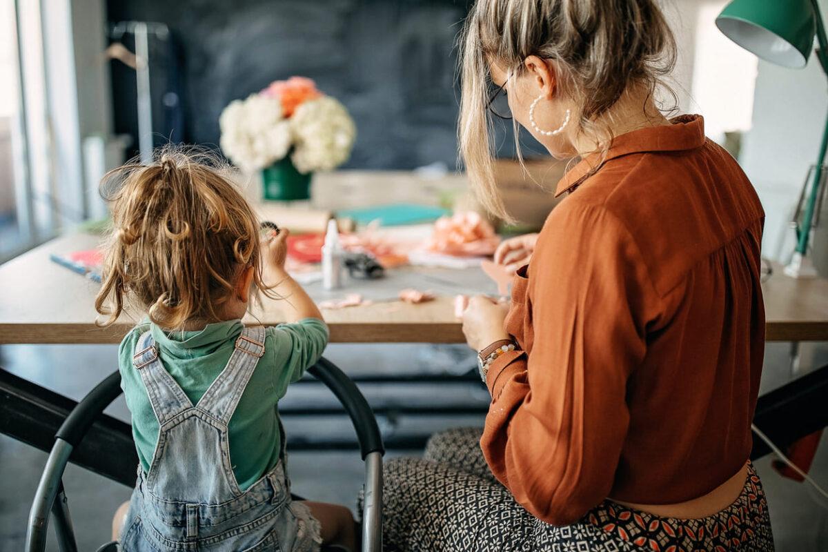 Festa della donna, lavoretti fai da te per bambini