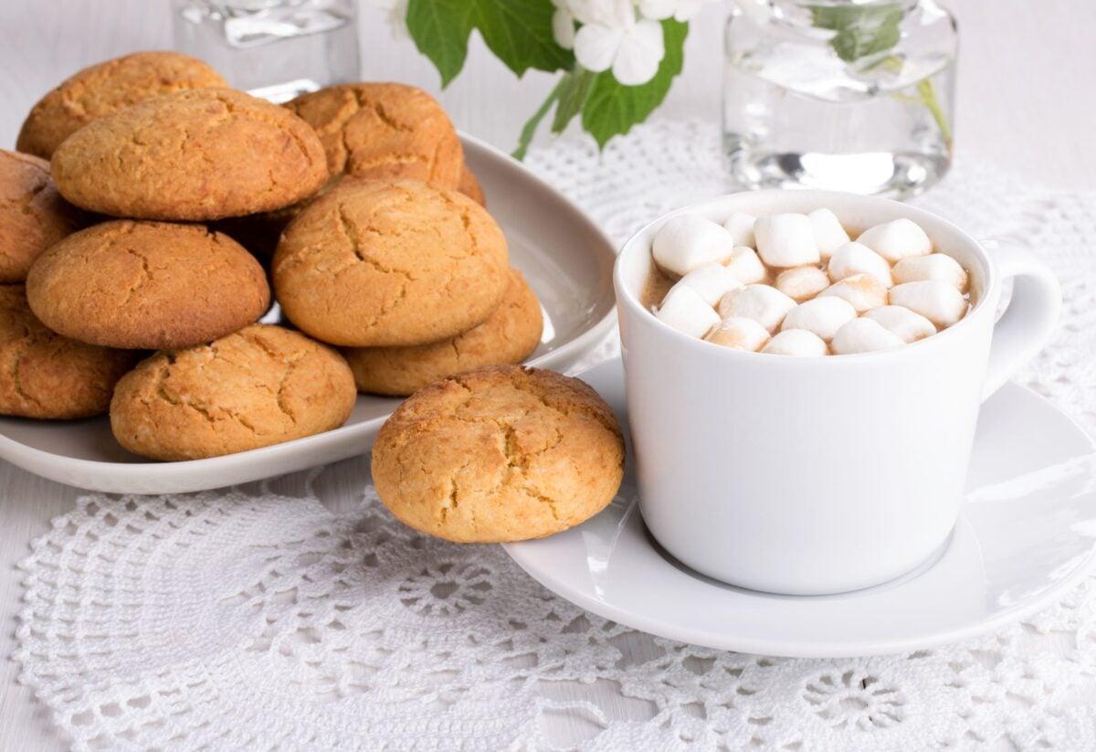 Biscotti al miele senza glutine