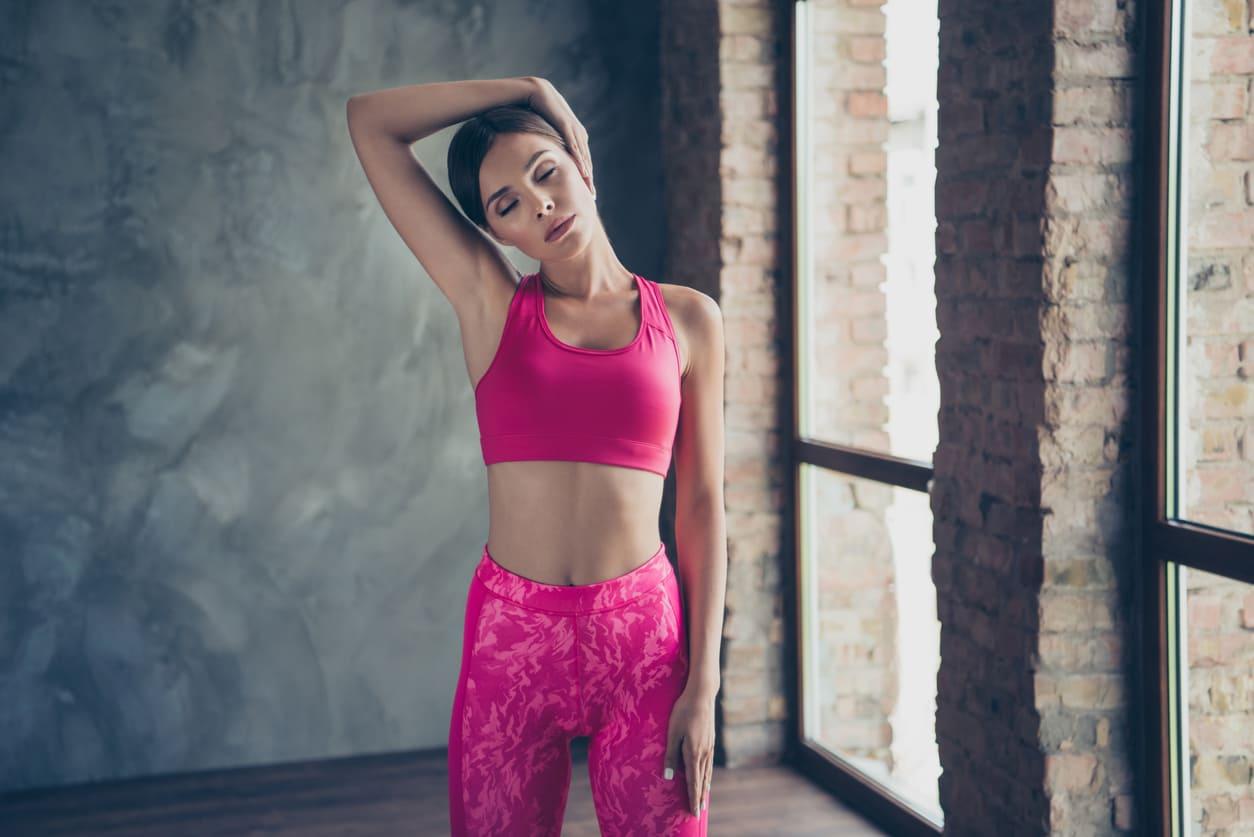 Yoga per cervicale, le posizioni