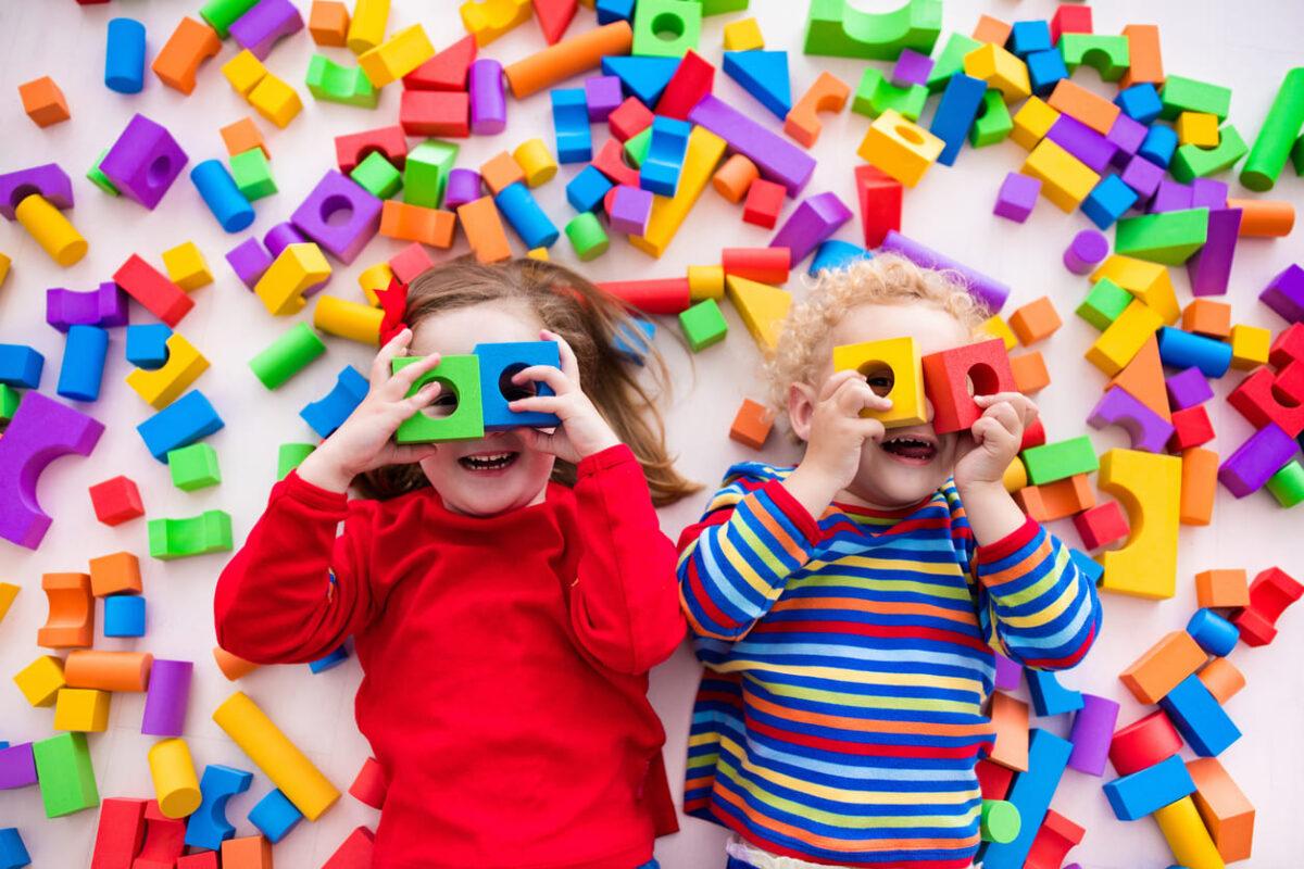 Giochi per bambini da costruire in casa