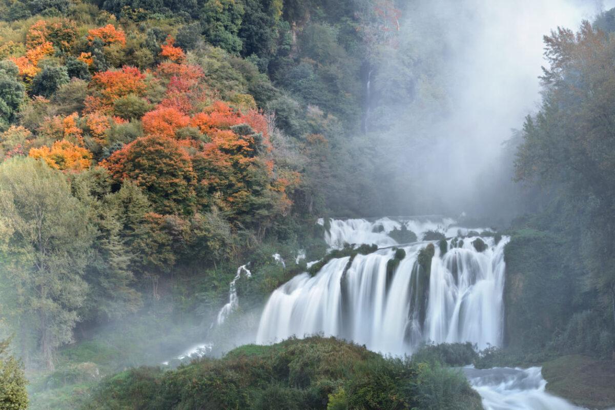 Le cascate in Italia più belle da vedere