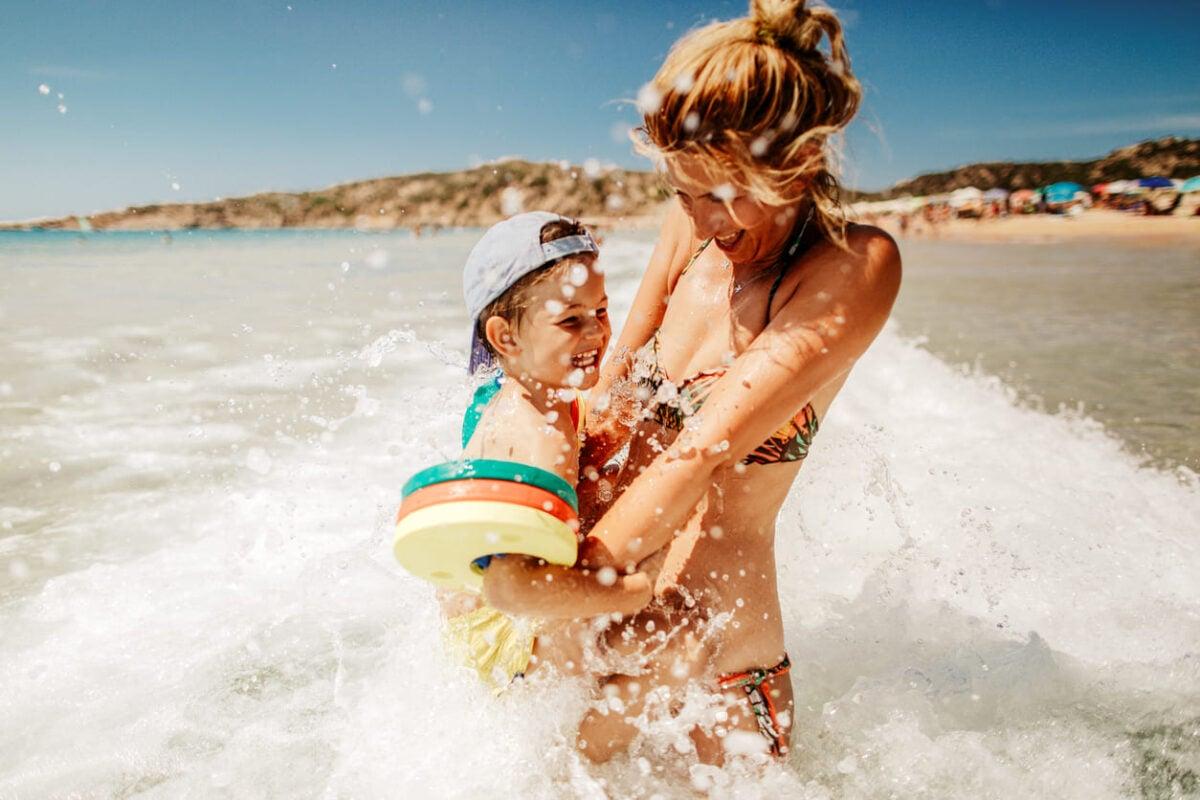 Costume pannolino bambino da mare quali brand scegliere