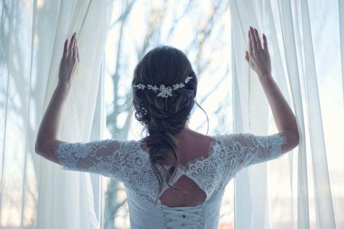 L'abito da sposa: principessa per un giorno