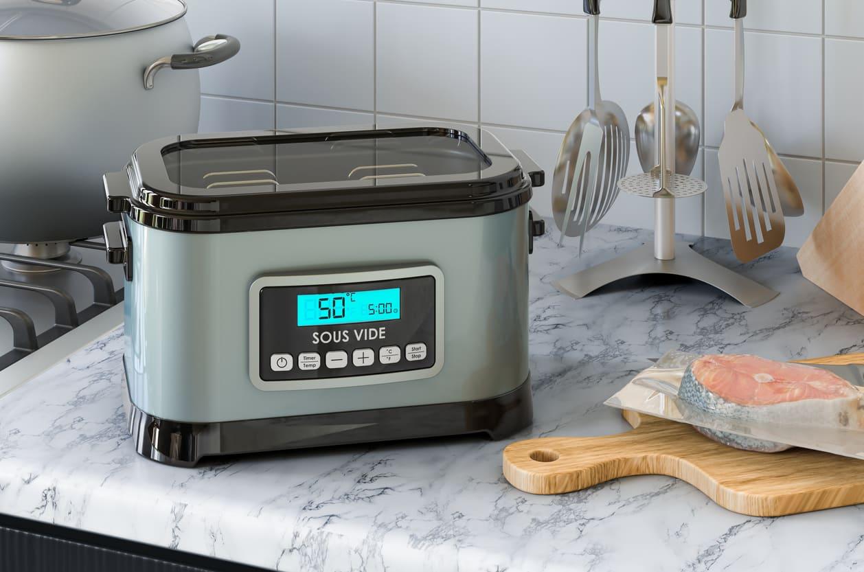 Cottura sottovuoto: tabella e ricette per cucinare