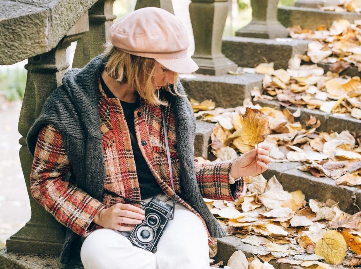 Outfit autunno idee outfit per ragazza, uomo e per la sera