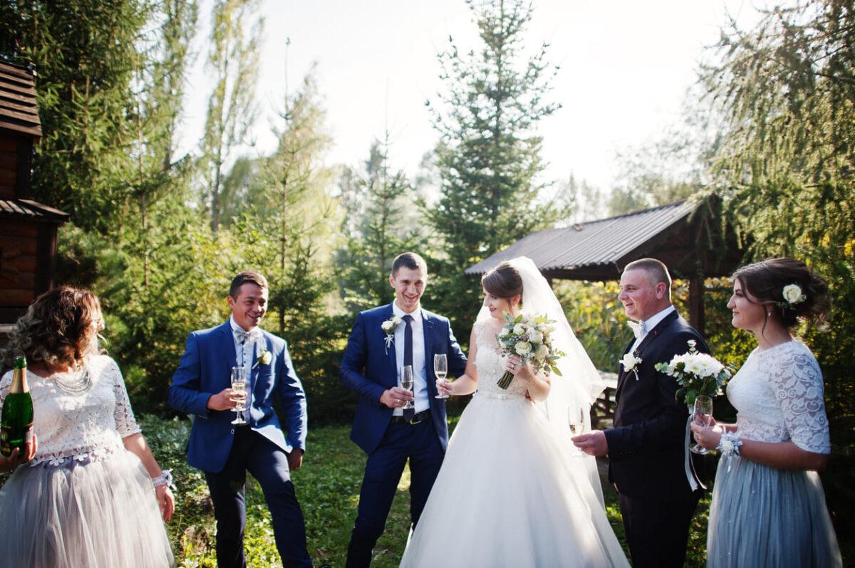 idee per animare il ricevimento del Matrimonio