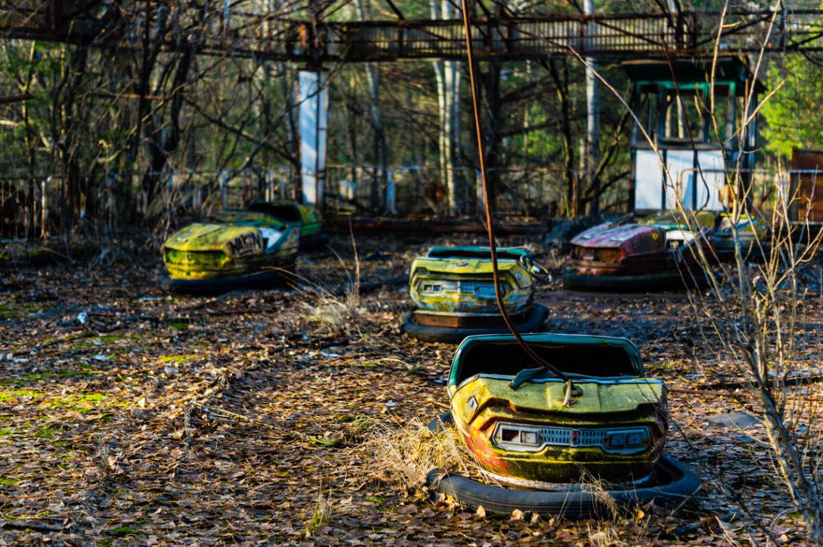 Pripyat storia della città fantasma vicino Chernobyl